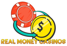 Casinos for Real Money Logo